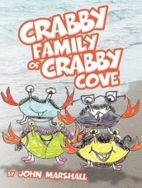 Crabby Family of Crabby Cove