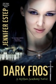 Dark Frost (Mythos Academy #3)