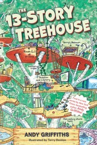 The 13-Story Treehouse (The 13-Story Treehouse #1)