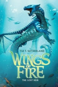 The Lost Heir (Wings of Fire #2)