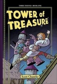 Tower of Treasure (Three Thieves #1)