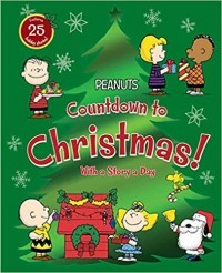 Countdown to Christmas!: With a Story a Day (Peanuts)
