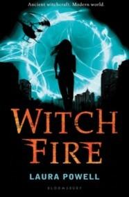 Witch Fire (Burn Mark #2)