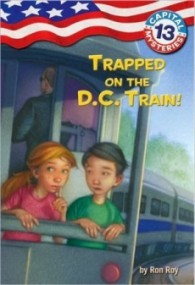 Trapped on the D.C. Train (Capital Mysteries #13)