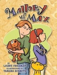Mallory Vs. Max (Mallory McDonald #3)