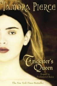 Trickster's Queen (Daughter of the Lioness #2)