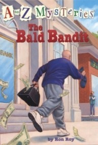 The Bald Bandit (A to Z Mysteries #2)