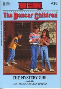 The Mystery Girl (The Boxcar Children #28)