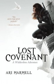 False Covenant (Widdershins Adventures #2)