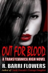 Out for Blood (Transylvanica High Series #2)