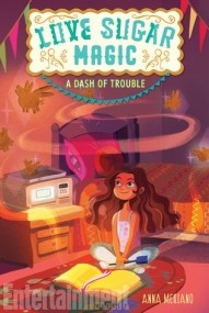 A Dash of Trouble (Love Sugar Magic #1)
