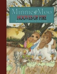 Hooves of Fire (Minnie & Moo)