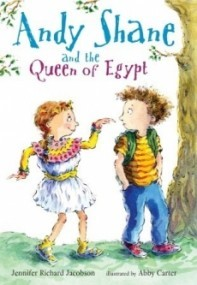 Andy Shane and the Queen of Egypt (Andy Shane)