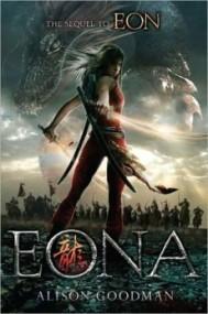 Eona: The Last Dragoneye (Eon #2)