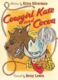 Cowgirl Kate and Cocoa (Cowgirl Kate and Cocoa #1)