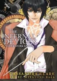 Clockwork Angel (The Infernal Devices: Manga #1)