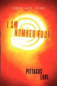 I Am Number Four (Lorien Legacies #1)