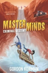 Masterminds: Criminal Destiny (Masterminds #2)