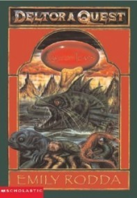 The Lake of Tears (Deltora Quest #2)