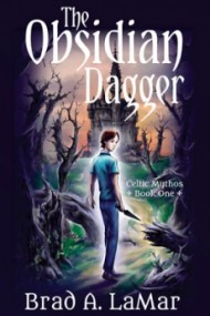The Obsidian Dagger (Celtic Mythos #1)