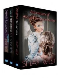 The Adventures of Alexis Davenport (Adventures of Alexis Davenport #1-3)