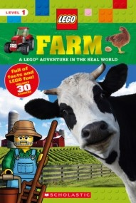 Farm (LEGO Nonfiction): A LEGO Adventure in the Real World