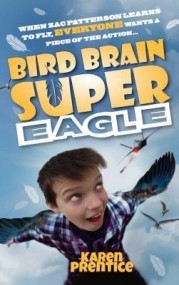 Bird Brain Super Eagle: When Zac Patterson Learns to Fly, Everyone Wants a Piece of the Action