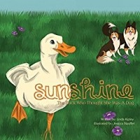 Sunshine, The Duck Who Thought She Was A Dog