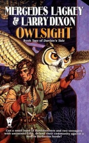Owlsight (Valdemar: The Owl Mage Trilogy #2)