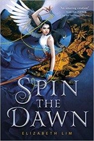 Spin the Dawn (The Blood of Stars, #1)