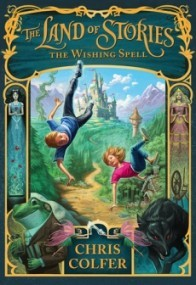 The Wishing Spell (The Land of Stories #1)