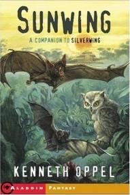 Silverwing Trilogy: Sunwing (Book 2)