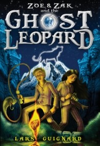 Zoe & Zak and the Ghost Leopard (Zoe & Zak Adventures #1)