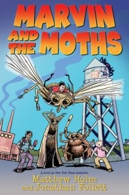 Marvin and the Moths