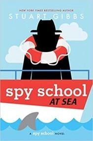 Spy School at Sea (Spy School #9)