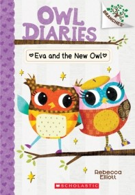 Eva and the New Owl (Owl Diaries #4)