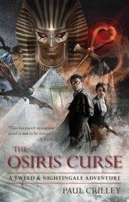 The Osiris Curse (Tweed & Nightingale Adventures #2)
