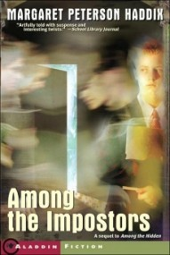 Among the Imposters (Shadow Children #2)