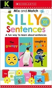 Mix and Match Silly Sentences