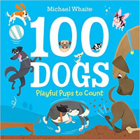 100 Dogs: Playful Pups to Count