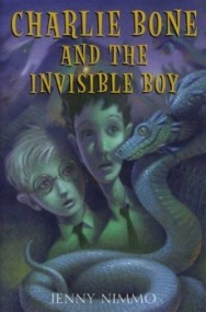Charlie Bone and the Invisible Boy (The Children of the Red King #3)