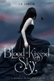 Blood-Kissed Sky (Darkness Before Dawn #2)