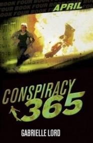 April (Conspiracy 365 #4)
