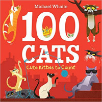 100 Cats: Cute Kitties to Count
