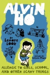 Alvin Ho: Allergic to Girls, School, and Other Scary Things (Alvin Ho #1)