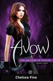 Avow (The Archers of Avalon #3)