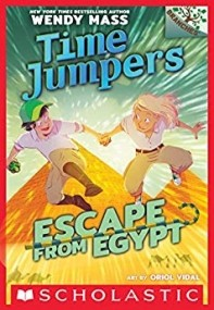 Time Jumpers: Escape from Egypt