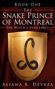 The Witch's Vengeance (The Snake Prince of Montreal #1)