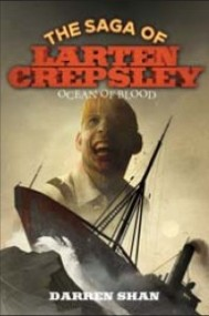 Ocean of Blood (The Saga of Larten Crepsley #2)