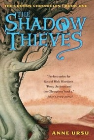 The Cronus Chronicles: The Shadow Thieves (Book 1)